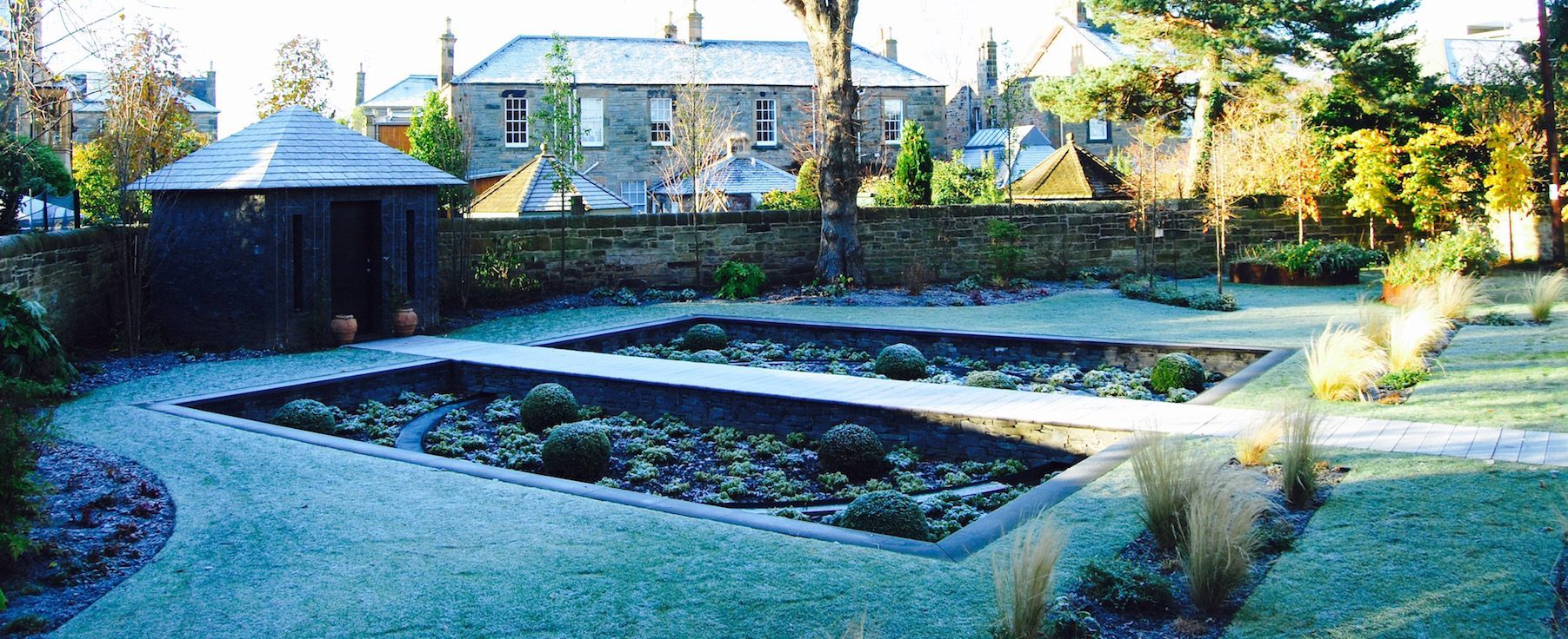 Edinburgh Landscaper Wins Principal Bali Award Water Gems