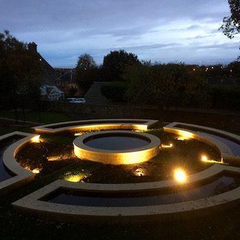 Water Gems garden pond lighting