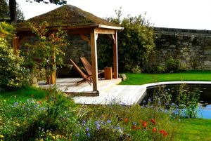 Culross garden built by Water Gems, designed by Carolyn Grohmann