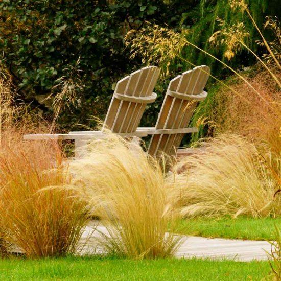 Culross garden built by Water Gems, designed by Carolyn Grohmann