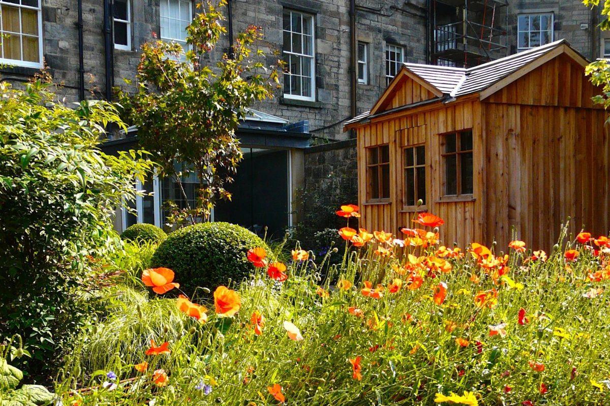 Eton Terrace Garden
