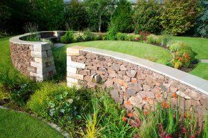 Colinton Road, Edinburgh Garden, built by Water Gems, designed by Carolyn Grohmann