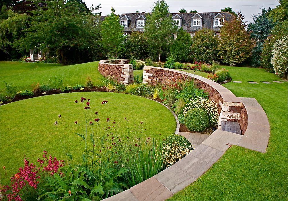 Colinton Road Garden - Water Gems