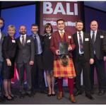 BALI Awards 2016, Water Gems Principal Award Winners with Carolyn Grohmann, garden designer